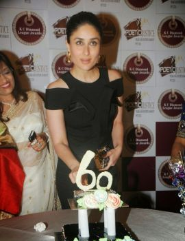 Kareena Kapoor at KC College 60th Diamond Jubilee Celebrations