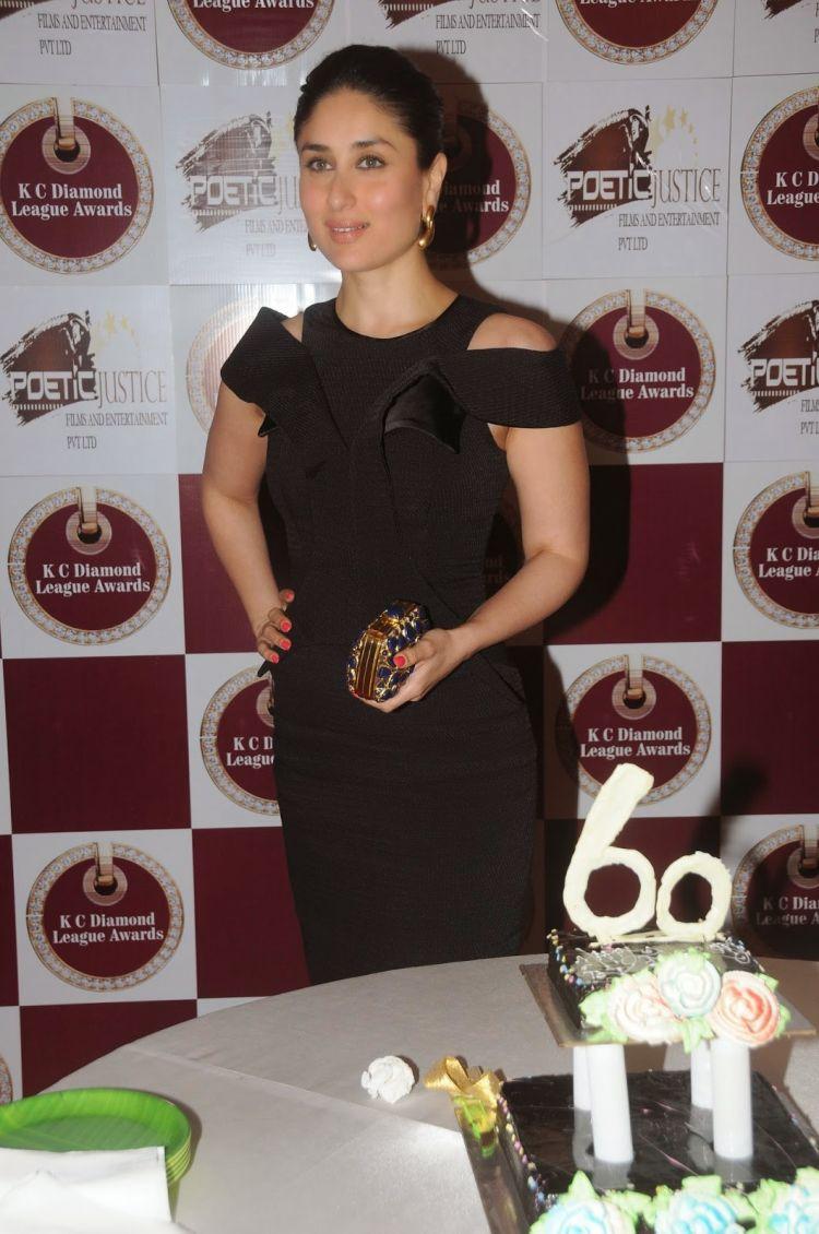 Kareena Kapoor at KC College 60th Diamond Jubilee Celebrations