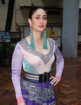 Kareena Kapoor at the Launch of Pregnancy Notes Book