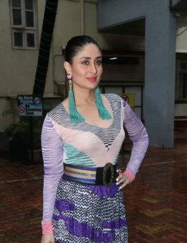 Kareena Kapoor at the Launch of Pregnancy Notes Book