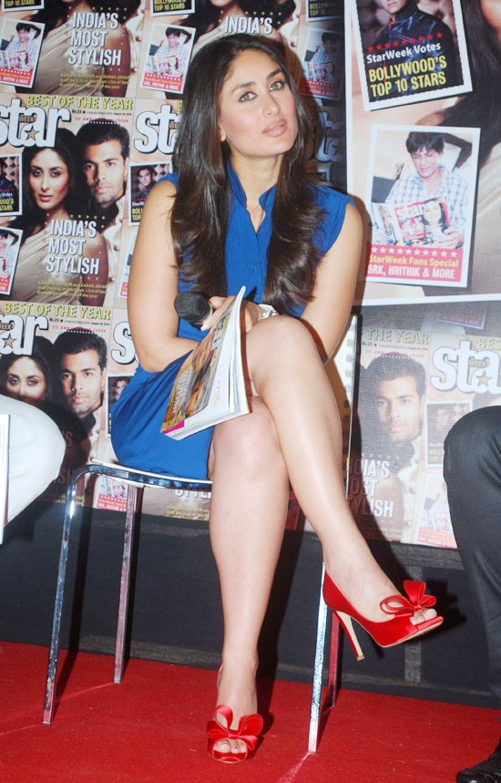 Kareena kapoor hot thigh pics