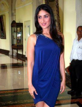 Kareena Kapoor in Hot Blue Gown