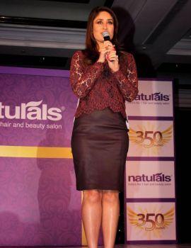Kareena Kapoor Photos at Naturals Brand Event