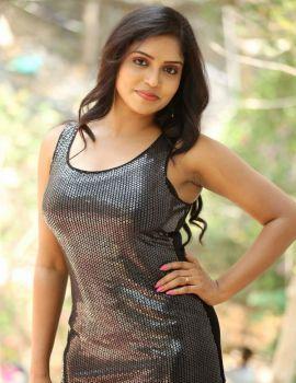 Telugu Heroine Karunya Chowdary Latest Glamorous Stills