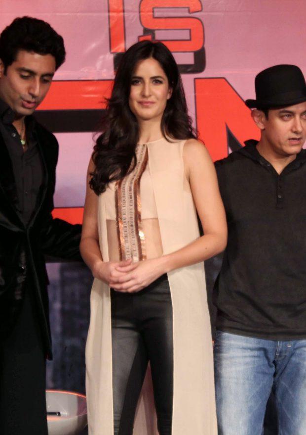 Katrina Kaif at Dhoom 3 Press Conference