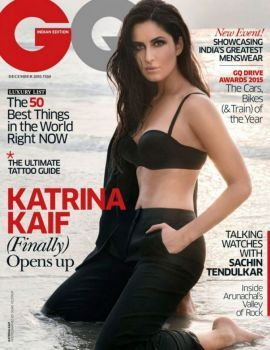 Katrina Kaif Hot Photo Shoot for GQ Magazine