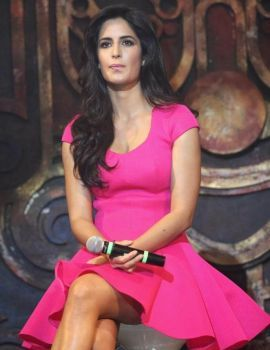 Katrina Kaif Photos at Dhoom Machale Dhoom Song Launch