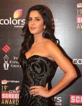 Katrina Kaif Stills at 19th Annual Colors Screen Awards