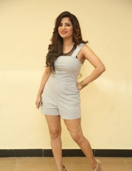 Kavya Stills at Celebrity Badminton League 4th Match Inauguration