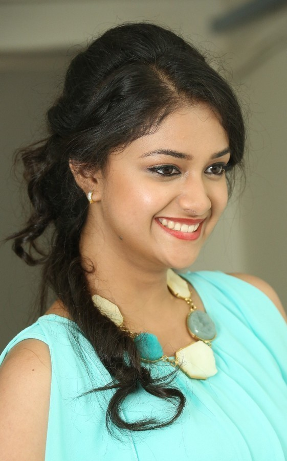 Keerthy Suresh Latest Photoshoot Stills