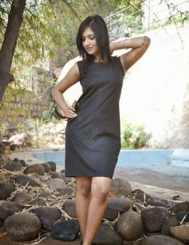Indian Actress Khushi Mukherjee Latest Photoshoot Stills