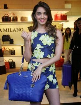 Kiara Advani at Da Milano SS Collection Launch 2015