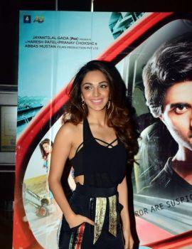 Kiara Advani Launch of Song Tu Cheez Badi Hai Mast Mast from Film Machine
