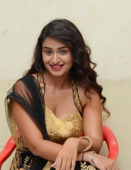 Kiran Chetwani Photos at Lakshmidevi samarpinchu Nede Chudandi Movie Press Meet