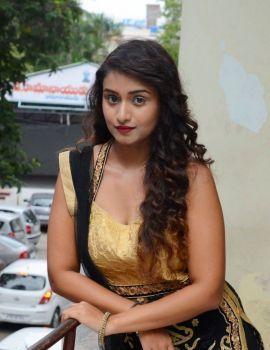 Kiran Chetwani Photos at Lakshmidevi samarpinchu Nede Chudandi Movie Press Meet