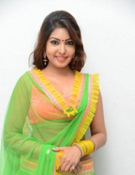 Komal Jha at Eduruleni Alexander Audio Function