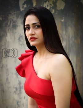 Tamil Actress Komal Sharma Latest Photoshoot Stills