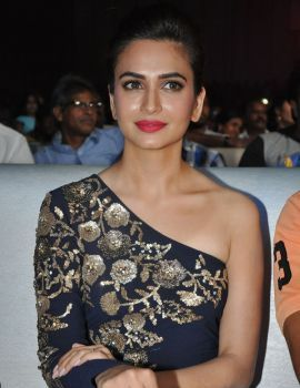 Kriti Kharbanda Photos at Bruce Lee Music Launch