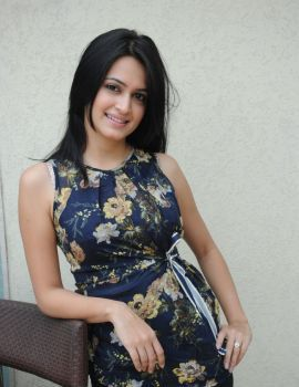 Telugu Actress Kriti Kharbanda Latest Photo Shoot Stills