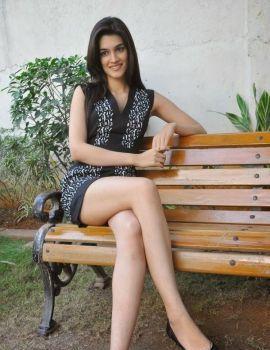 Bollywood Actress Kriti Sanon Latest Photoshoot