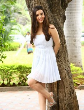 Kyra Dutt at Ego Movie Press Meet