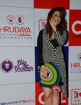 Lakshmi Rai at CCL Charity Dinner