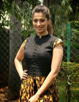 Raai Lakshmi Photos at Sowkarpettai Movie Launch
