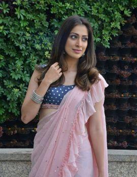 Raai Laxmi at Where is The Venkata Lakshmi Movie Interview