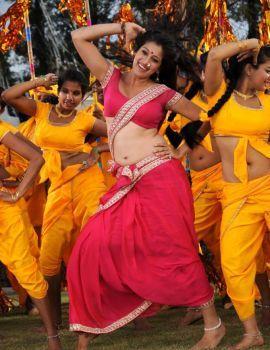 Raai Laxmi sizzling hot photos from Adhinayakudu
