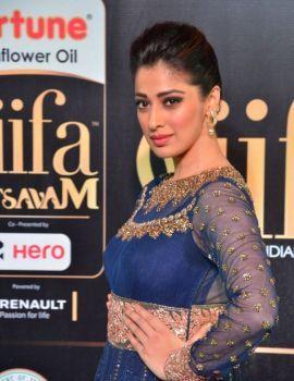 Raai Laxmi Stills At IIFA Awards 2017 Day 2