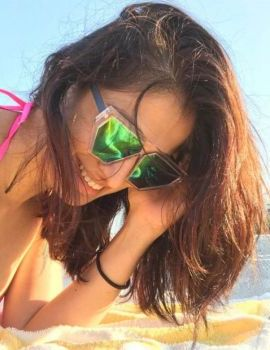 Raai Laxmi's awesome US holiday Photos