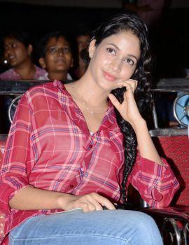 Lavanya Tripathi at Vundile Manchi Kalam Mundu Munduna Audio Release