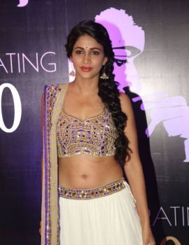 Lavanya Tripathi Photos at Chiranjeevi 60th Birthday Party
