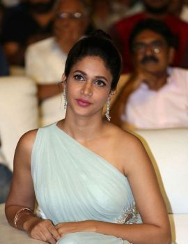 Lavanya Tripathi Stills at Vunnadhi Okate Zindagi Audio Launch