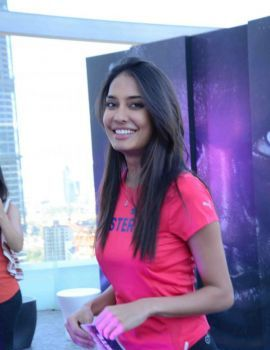 Lisa Haydon at PUMA Shoes Promotional Event