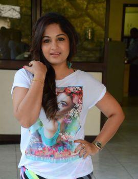 Madhavi Latha Latest Photos