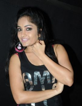 Madhavi Latha Latest Spicy Photoshoot Stills