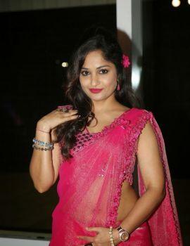 Madhavi Latha Photos at Mosagallaku Mosagadu Audio Launch