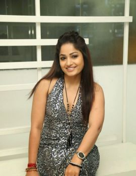 Madhavi Latha Photos at South Scope 2015 Calendar Launch