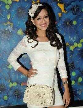 Madalasa Sharma Latest Stills in White Dress