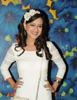 Madalasa Sharma Latest Stills in White Dress