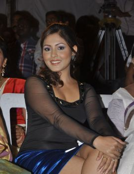 Madhu Shalini at Park Movie Audio Launch