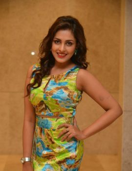 Madhu Shalini Photos at Bhavanthi Movie Press Meet