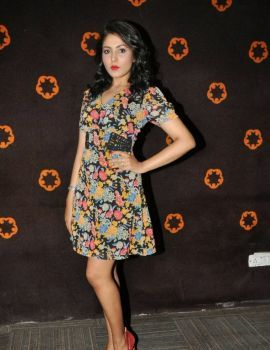 Madhu shalini Photos at Dongata Movie Audio Launch
