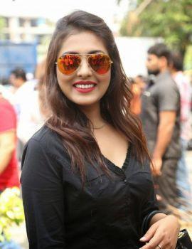 Madhu Shalini Photos at Maa Elections Polling