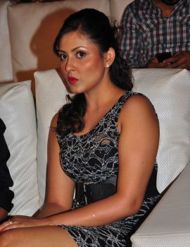 Madhu Shalini Stills at DK Bose Telugu Movie Music Launch