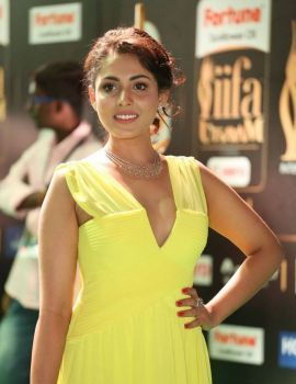 Madhu Shalini Stills at IIFA Awards 2017 Day 2