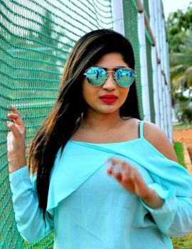 Telugu Actress Madhulagna Das Latest Photoshoot Stills
