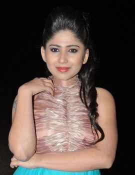 Tollywood Actress Madhulagna Das Stills at Happy New Year Eve Party