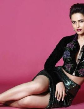 Madhurima Tuli FHM India Magazine Photoshoot Stills